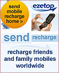 Send Mobile Phone Credit to your Loved ones