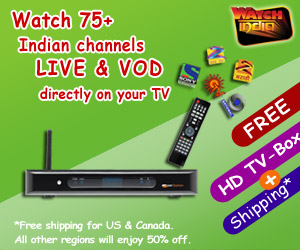 WatchIndia - Indian TV online