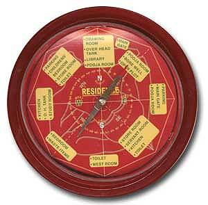 Vastu Compass Vastu Description | IndiaVision India News Video ...