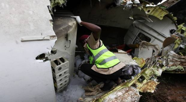 15 dead in Nigeria plane crash
