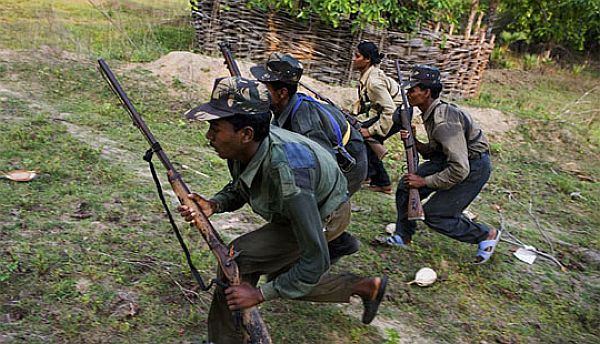 Three police jawans killed in Gadchiroli Naxal attack