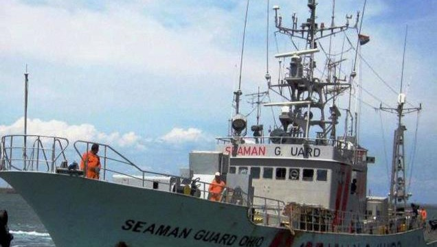 33 personnel of ship carrying arms arrested