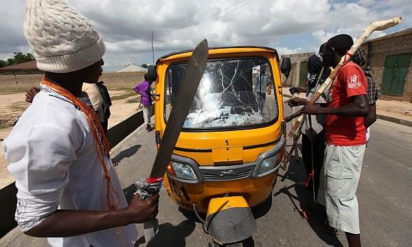 95 killed in operations against Boko Haram in Nigeria