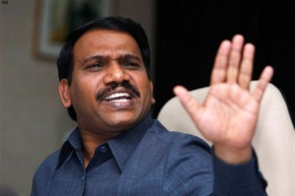 Raja's written submission before JPC not part of 2G report
