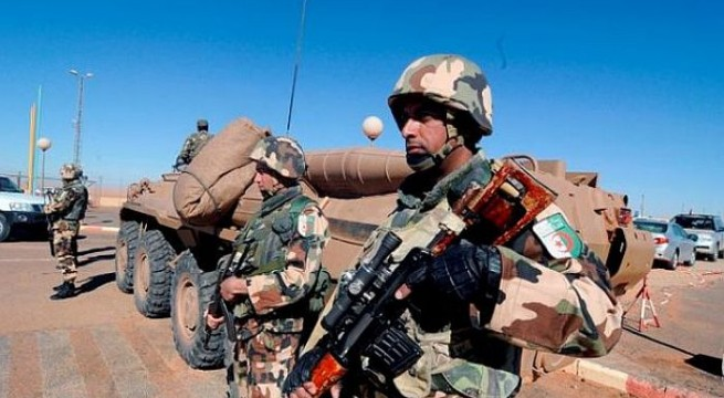 Algeria nabs 20 people linked to militants