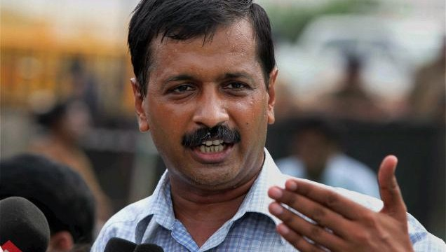 Delhi C M & AAP leader Mr. Arvind Kejriwal says violence will not solve problems