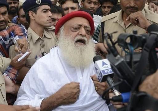 Asaram's judicial custody extended till Nov.6