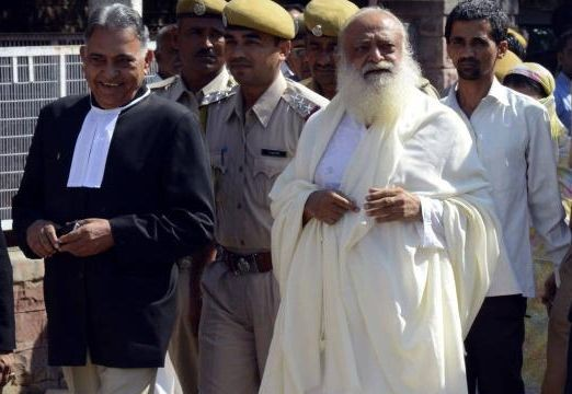 Asaram Bapu moves Gandhinagar court for regular bail