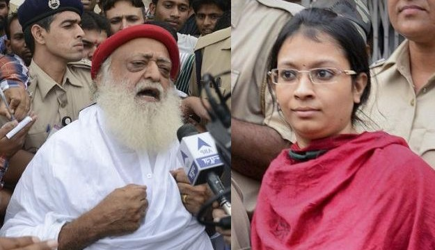 Asaram aide Shilpi sent to eight-day judicial custody