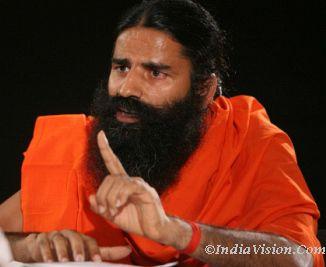 Cong slams yoga guru Baba Ramdev for remarks against Nehru