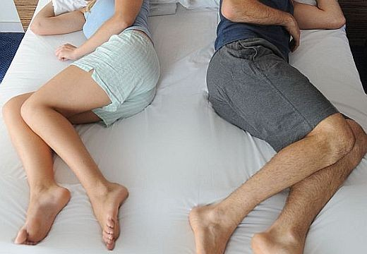 Bedtime habits that annoy partners most revealed!