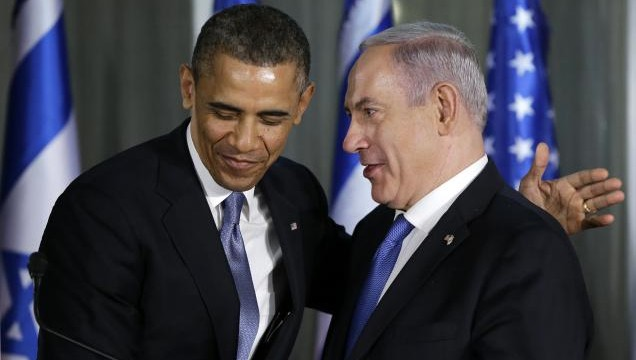 Obama, Netanyahu discuss Iran, Israeli-Palestinian peace talks