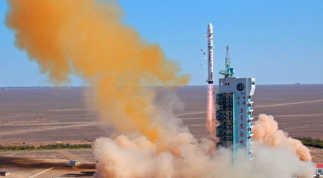 China launches remote sensing satellite