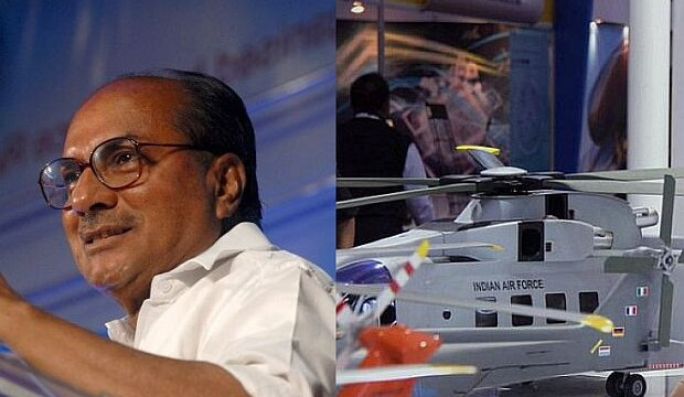 AgustaWestland violated contract, government to follow law: Antony