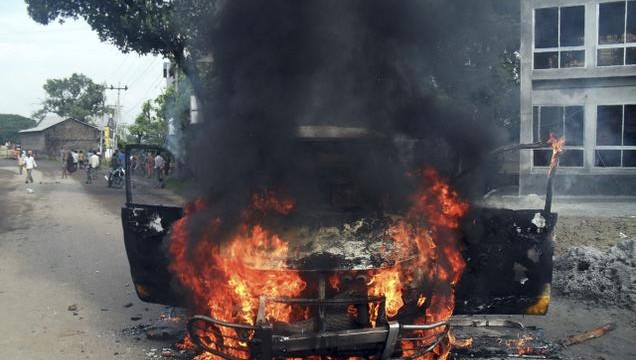 Clashes continue in Bangladesh for second day, toll reaches eight