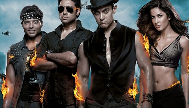 'Dhoom 3' my toughest role so far: Aamir Khan