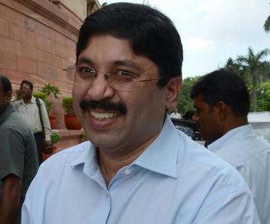 SC disposes of PIL against Dayanidhi Maran