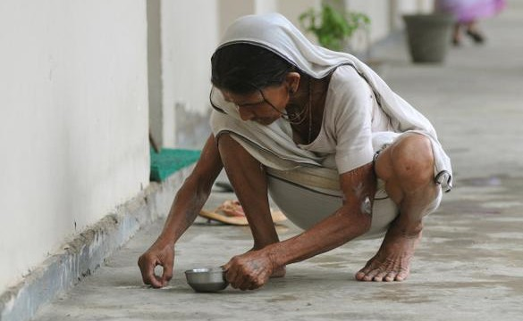 It's Diwali for Vrindavan widows too, this year