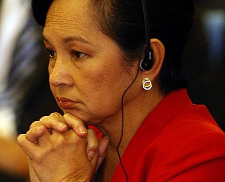 Ex-Philippines President Arroyo, 21 others charged with plunder