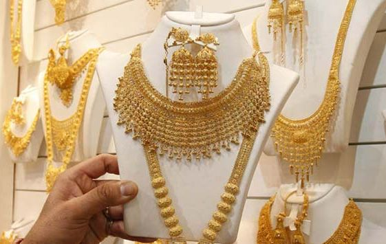 Gold futures up 0.14 per cent on global cues