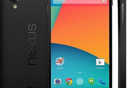 Google's Nexus 5 looks leaked online