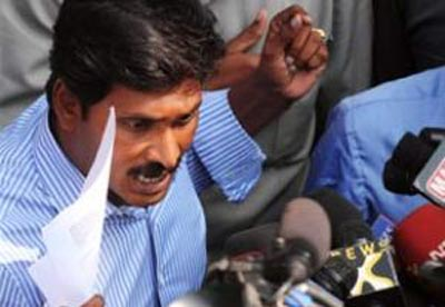 Jagan to go on indefinite fast from Saturday