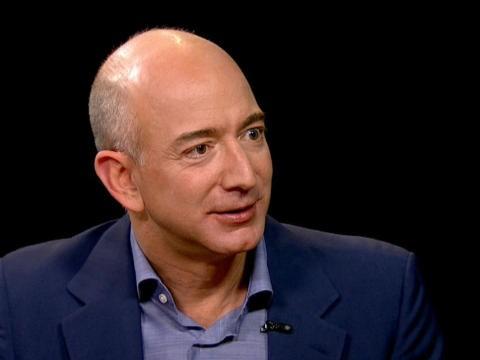 Amazon boss tops Vanity Fair's power list