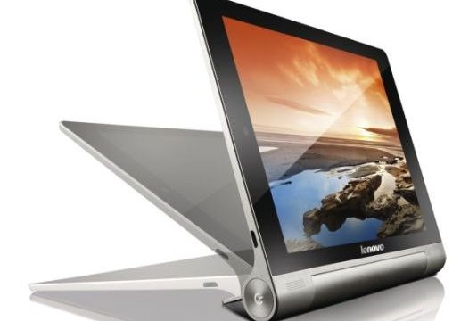 Lenovo launches 'yoga tablet'