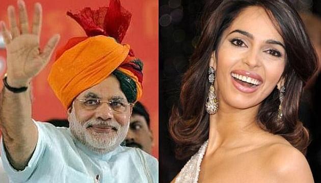 Anything for Narendra Modi: Mallika Sherawat