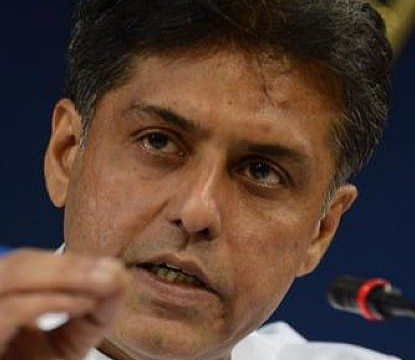 Manish Tewari confident of UPA getting a third term, says 'grapes are sour for BJP'