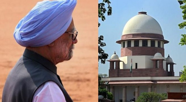 SC dismisses plea seeking PM affidavit on coal