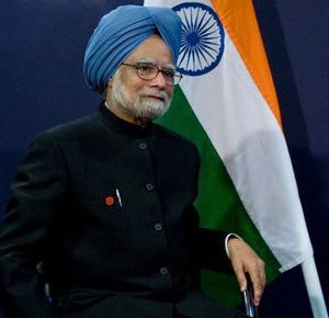 Manmohan Singh visits South African embassy, pays homage to Mandela