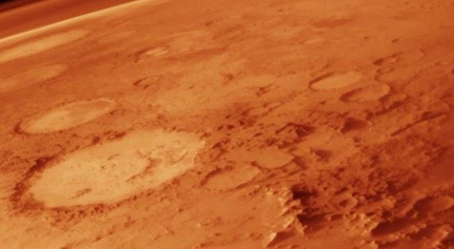 How Mars could have been warm and wet enough to form ancient valleys