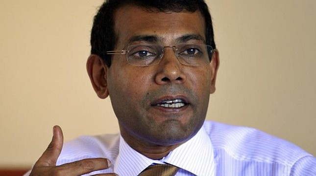 Maldives presidential candidates want election Nov 2