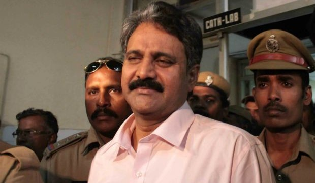 Former Andhra minister gets bail in Jagan case