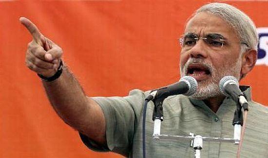 Cyclone of change underway: Narendra Modi