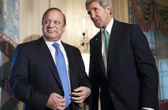 US rejects Sharif's call to get involved on Kashmir