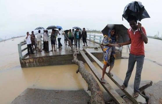 Flood havoc: Odisha demands assistance of Rs. 1,592 cr