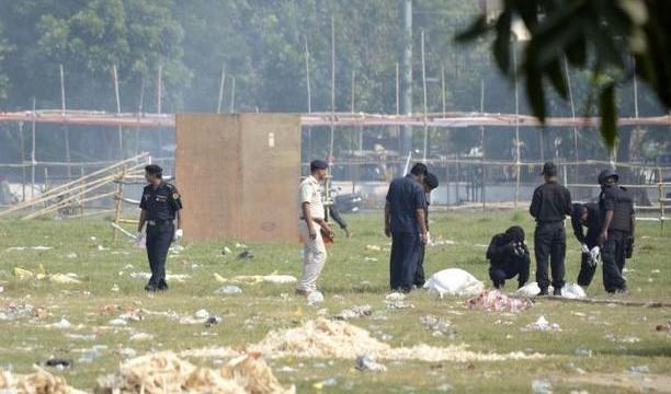 Main Patna terror suspect in custody, another critical