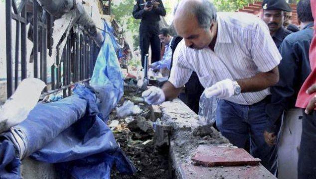 Patna blasts case:Third suspect arrested in Bihar's East Champaran district