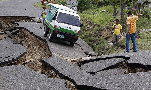 Philippine earthquake toll rises to 156