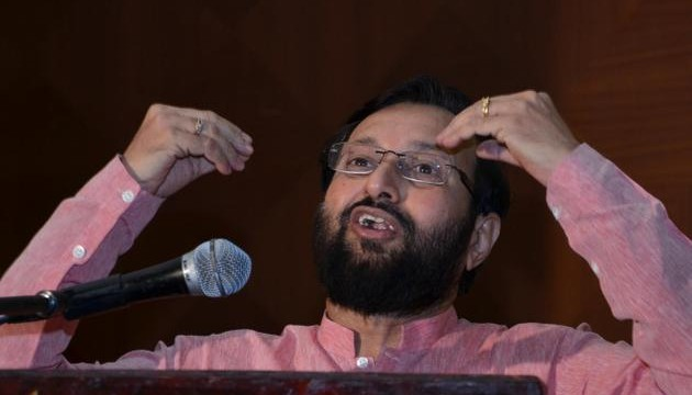 "Manmohan's offer to face CBI in coal scam ""meaningless"": Prakash Javadekar"