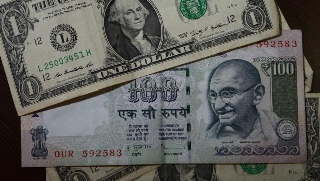 Rupee recovers 23 paise vs dollar in early trade