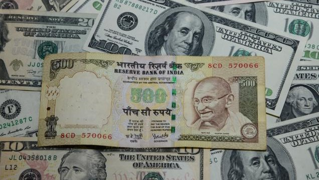 Rupee unchanged at 61.46