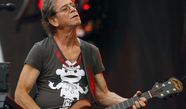 Rock legend Lou Reed dies at 71