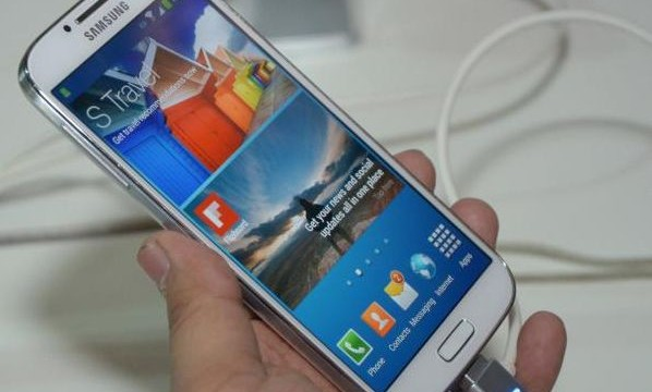 Samsung Galaxy S4 unit sales exceeded 40 million in past six months