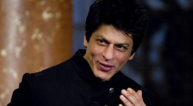 Shah Rukh leads most attractive personality list, beats Salman Khan
