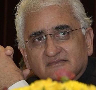 Modi contrary to 'idea of India', exposed in Modi contrary to 'idea of India', exposed in Patna: KhurshidPatna: Khurshid