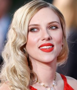 I've stopped Googling myself: Scarlett Johansson