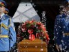 Serbia state funeral for widow of Yugoslav leader Tito